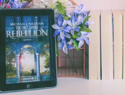 The First Empire: Rebellion von Michael J Sullivan